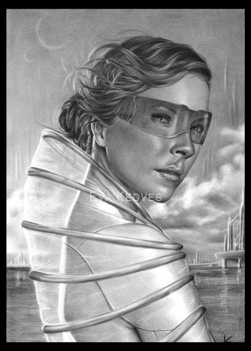 Evangeline Lilly par Velance